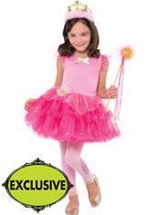 Girls Tutu Aurora Costume