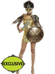 Adult Warrior Goddess Costume