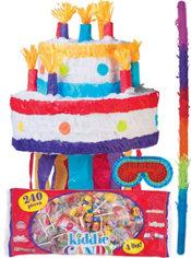 Birthday Cake Pinata Kit
