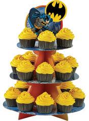 Batman Cupcake Stand