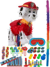 Marshall Pinata Kit with Favors - PAW Patrol