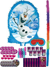 Olaf Pinata Kit with Favors - Frozen