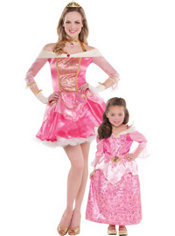 Aurora Mommy and Me Costumes