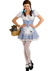 Adult Miss Dorothy Costume - Wizard of Oz
