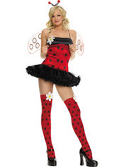 Adult Daisy Bug Costume