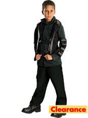 Boys John Connor Costume Deluxe - Terminator Salvation
