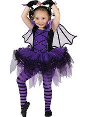 Toddler Girls Batarina Costume