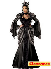 Adult Wicked Queen Costume Elite