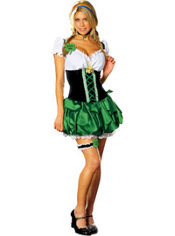 Adult Good Luck Charm Leprechaun Costume