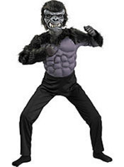 Boys Gone Ape Gorilla Costume