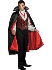 Adult Transylvanian Vampire Costume Deluxe