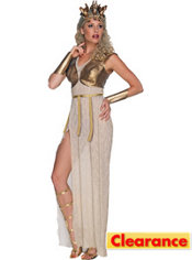 Adult Athena Costume - Clash of the Titans