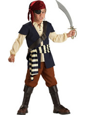 Boys Pirate Mate Costume
