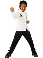 Boys Karate Kid Costume Deluxe - The Karate Kid