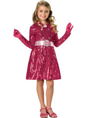 Girls Sharpay Sequin Jacket Costume - Sharpay's Fabulous Adventure