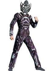 Boys Ironhide Muscle Costume - Transformers Dark of the Moon