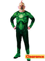 Adult Tomar-Re Costume - Green Lantern
