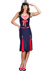 Adult Sea U Soon Sailor Costume