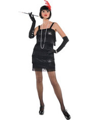 Adult Roaring 20's Flapper Costume