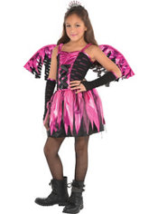 Girls Feisty Fairy Costume