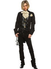 Adult Sir Steampunk Costume