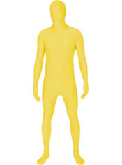 Adult Yellow Morphsuit