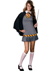 Teen Girls Wizard Wanda Costume