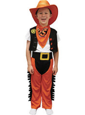 Child OSU Cowboys Mascot Costume