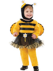 Baby Bitty Bee Costume