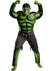 Adult Hulk Costume - The Avengers