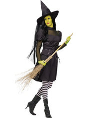 Adult Ms. Wicked Witch Costume