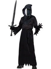 Boys Haunted Mirror Ghoul Costume