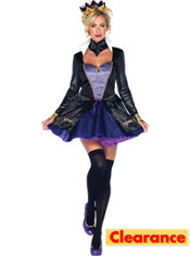 Adult Regal Evil Queen Costume