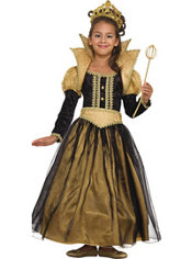 Girls Renaissance Princess Costume