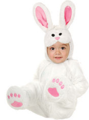 Toddler Plush Little Bunny Costume