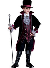 Boys Vampire Of Versailles Costume Elite