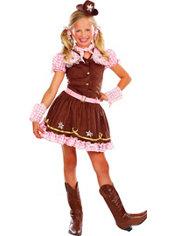 Girls Rodeo Star Costume