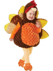 Baby Tiny Turkey Costume