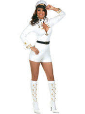 Adult Commander Navy Costume