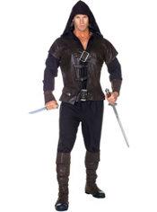 Adult Assassin Costume