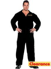 Adult Coroner Costume Plus Size
