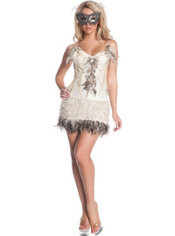 Adult Snowy Owl Costume