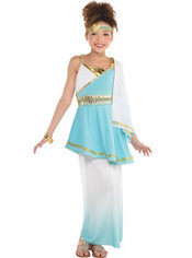 Girls Venus Goddess Costume
