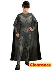 Girls Faora Costume Man of Steel - Superman