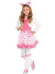 Girls Honey Bunny Costume