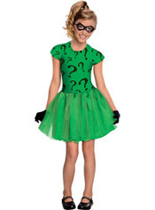Girls Riddler Tutu Costume - Batman