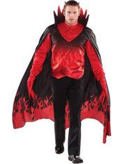 Adult Diablo Costume Plus Size