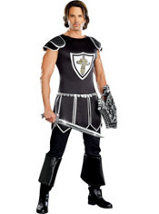 Adult One Hot Knight Costume