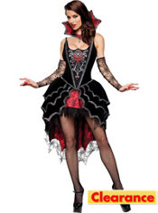Adult Webbed Mistress Costume Deluxe