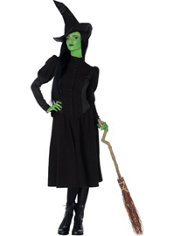 Adult Elphaba Costume - Wicked